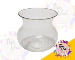 Foto de Bolha de vidro p/ centro de mesa