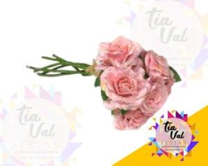 Foto de Bouquet rosas rosa PP