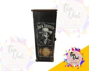 Foto de Caixa p/ wisky Jack Daniels