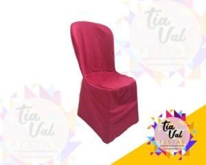 Foto de Capa p/ cadeira pink