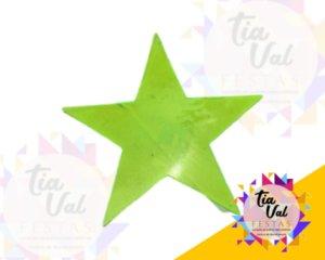 Foto de Estrela verde (acrilico)