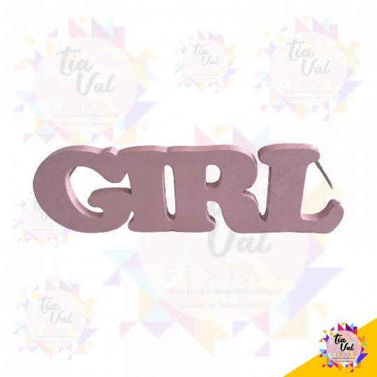 GIRL ROSA MDF