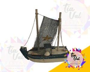 Foto de Marinheiro barco decorativo P