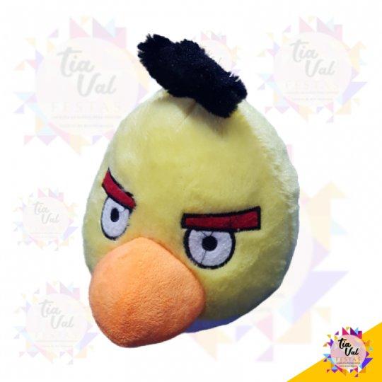 PELUCIA ANGRY BIRD AMARELO P