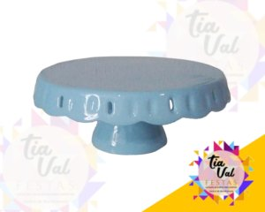 Foto de Porcelana Azul Claro Passa Fita G