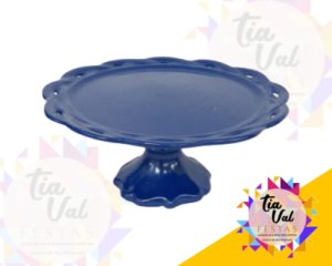 Foto de Porcelana azul royal passa fita GG