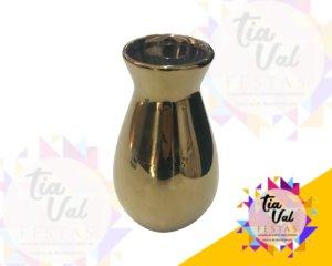 Foto de Porcelana dourada vasinho PEQUENO