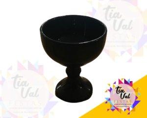 Foto de Porcelana preta taça P