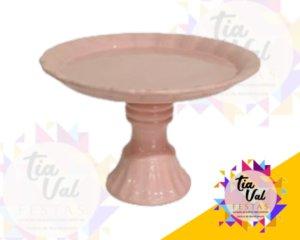 Foto de Porcelana rosa seco papilon m