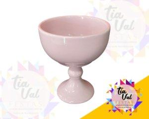 Foto de Porcelana rosa taça P
