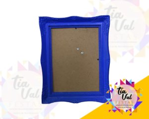 Foto de Porta retrato azul royal P 15x20