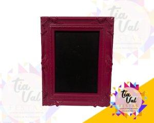 Foto de Porta retrato pink arasbesco 13 x 18 cm