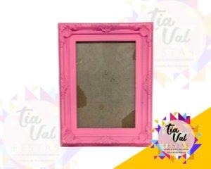 Foto de Porta retrato rosa claro P 13x18