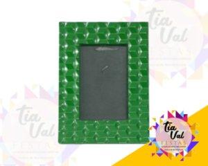 Foto de Porta retrato verde bandeira P 10X15