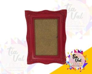 Foto de Porta retrato vermelho P 10x 15