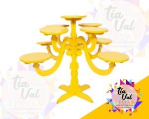 Foto de Provençal amarelo arvore p/ cupcake