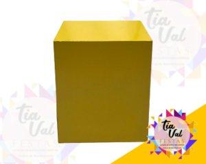 Foto de Provençal cubo amarelo quadrado PP