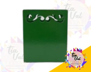 Foto de Provençal verde bandeira cachepot G quadrado
