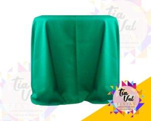 Foto de Toalha redonda verde bandeira