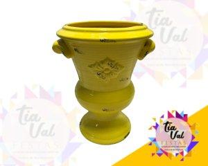 Foto de Vaso amarelo c/ alça G