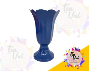 Foto de VASO AZUL ROYAL ALICE