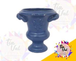Foto de Vaso azul royal c/ alça P