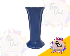 Foto de VASO AZUL ROYAL POWER MEDIO