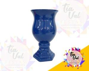 Foto de Vaso azul royal ravena G