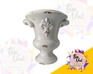 Foto de Vaso branco c/ alça P